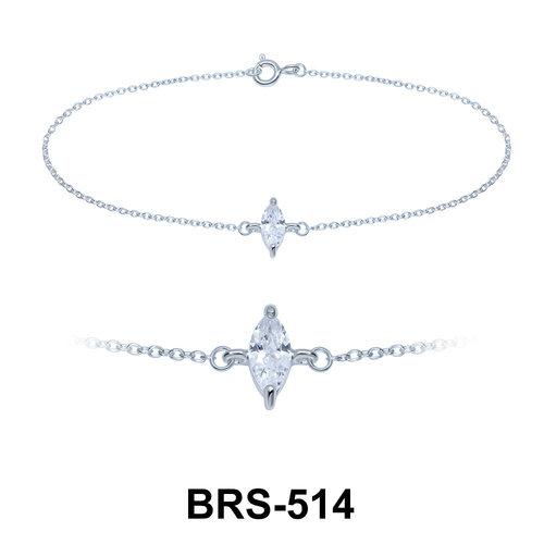 Silver Bracelets BRS-514