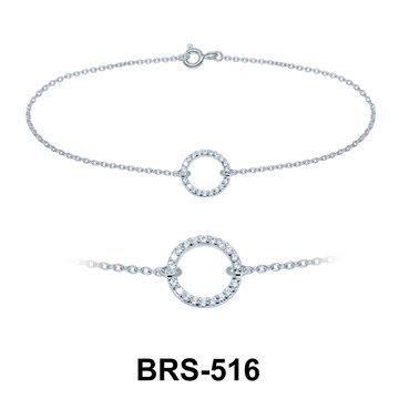 Silver Bracelets BRS-516