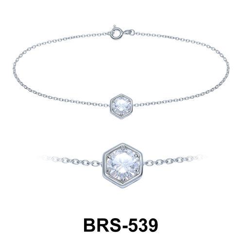 Silver Bracelets BRS-539