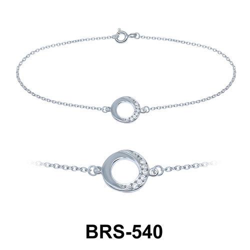 Silver Bracelets BRS-540
