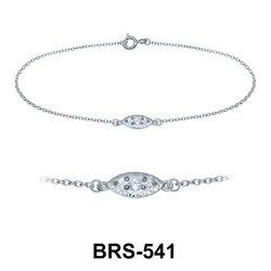 Silver Bracelets BRS-541
