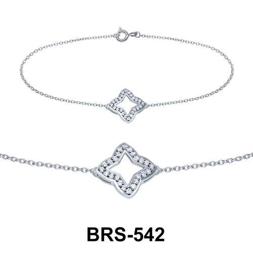 Silver Bracelets BRS-542