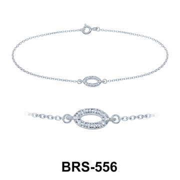 Silver Bracelets BRS-556