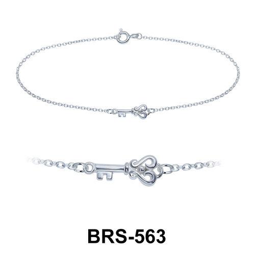 Silver Bracelets BRS-563