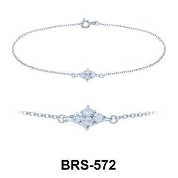 Silver Bracelets BRS-572