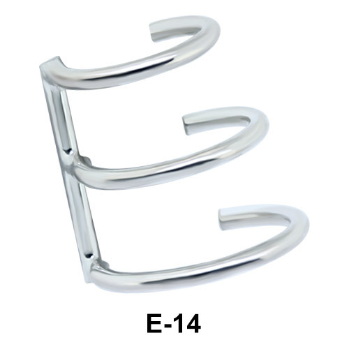 Ear Clip Exquisite Design E-14