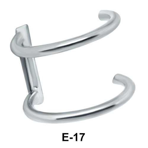 Ear Clip Chic Design E-17