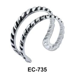 Ear Cuff Spacial Design EC-735