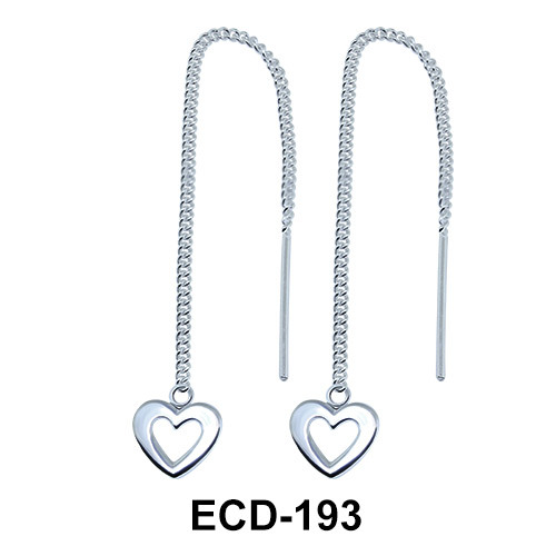 Dangling Chain Earrings ECD-193