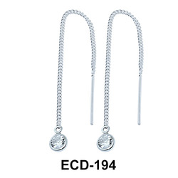 Dangling Chain Earrings ECD-194