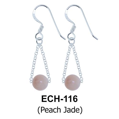 Silver Earring ECH-116-PJ