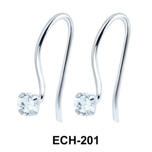 Silver Earrings ECH-201