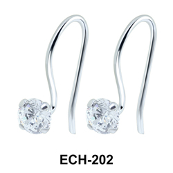 Silver Earrings ECH-202