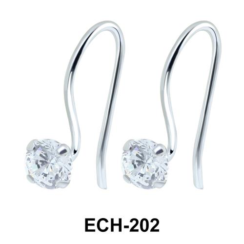 Silver Earrings ECH-202
