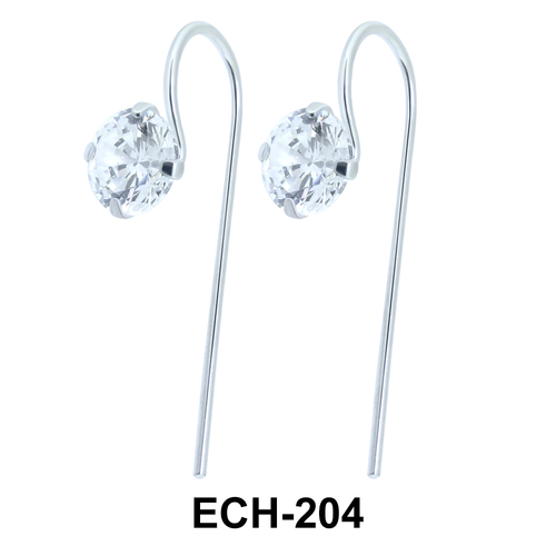 Silver Earrings ECH-204
