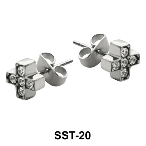 Stud Earrings SST-20