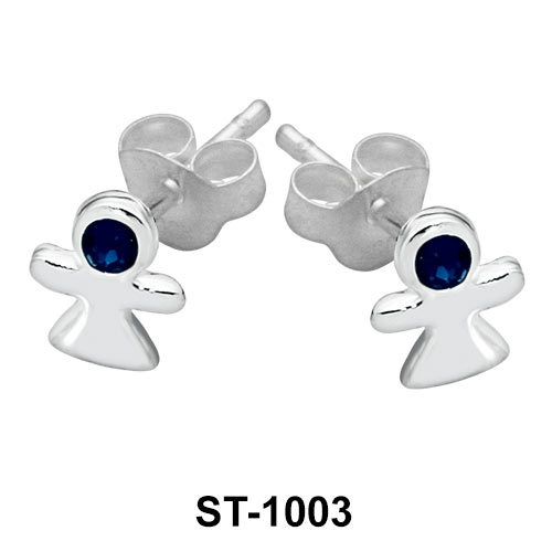 Stud Earring Female Body ST-1003
