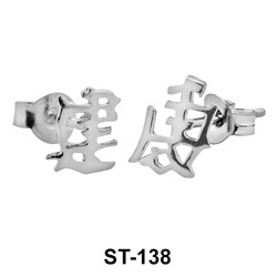 Stud Earring Asia Type Style ST-138