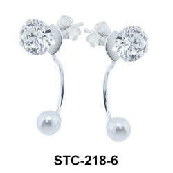 Stud Earrings STC-218-6