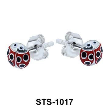 Ladybugs Stud Earrings STS-1017