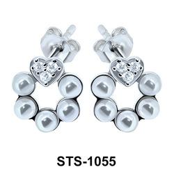 Stud Earrings STS-1055