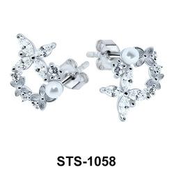 Stud Earrings STS-1058