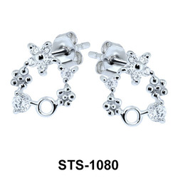 Stud Earrings STS-1080