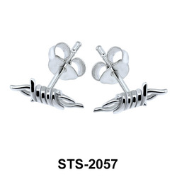 Stud Earrings STS-2057