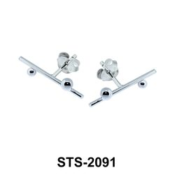 Stud Earrings STS-2091