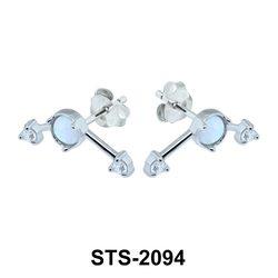 Stud Earrings STS-2094