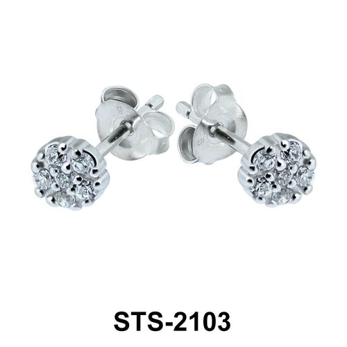 Stud Earrings STS-2103