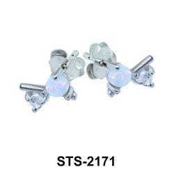 Stud Earrings STS-2171