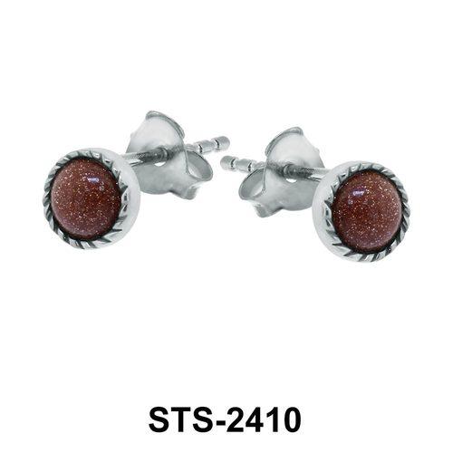 Stud Earrings STS-2410