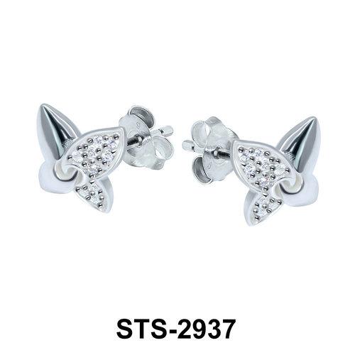 CZ Stones Stud Earring STS-2937