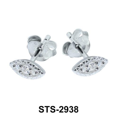 CZ Stones Stud Earring STS-2938