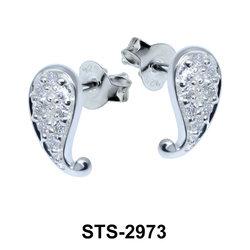 CZ Stones Stud Earring STS-2973