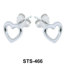 Silver Studs Earring STS-466