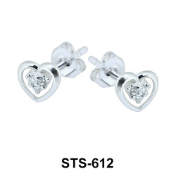 Design Stud Earrings STS-612
