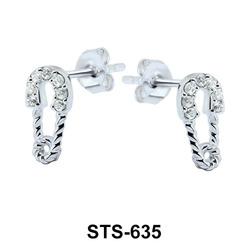Design Stud Earrings STS-635
