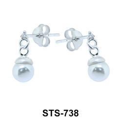 Stud Earrings STS-738