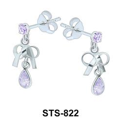 Stud Earrings STS-822