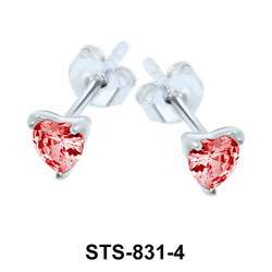 Stud Earrings STS-831-4
