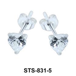 Stud Earrings STS-831-5