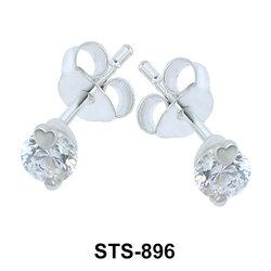 Stud Earrings STS-896
