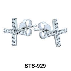 Stud Earrings STS-929