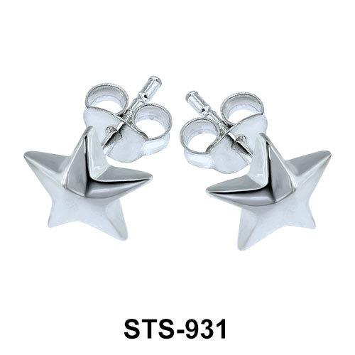 Stud Earrings STS-931