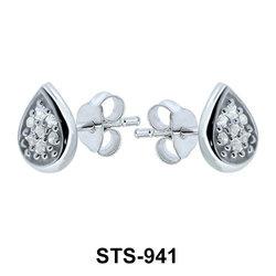 Stud Earrings STS-941