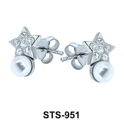 Stud Earrings STS-951