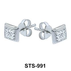 Stud Earrings STS-991
