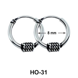 Hoop Earrings HO-31